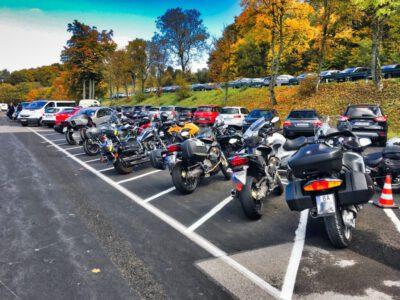 Motorrad Kloster Kreuzberg - Rhön - Pension Ramona