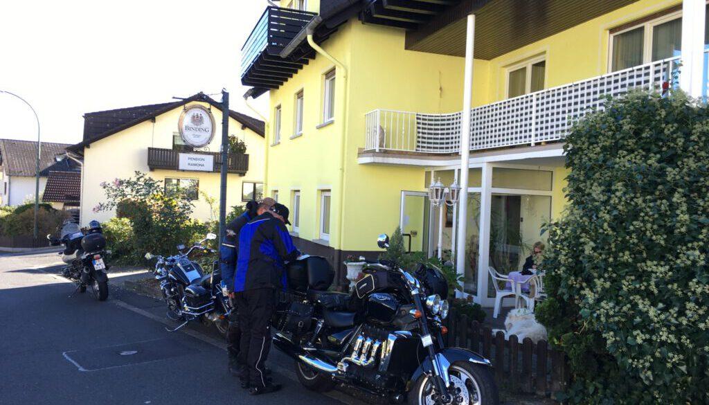 Motorrad Pension Ramona_1
