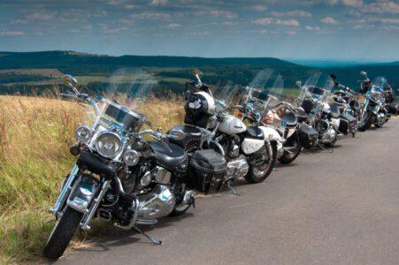 Harley Davidson - Pension Ramona - 63628 Bad Soden-Salmünster