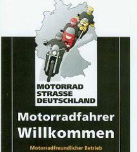 Motorradfahrer willkommen Vogelsberg Spessart Rhön