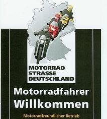 Motorradfahrer Pension Ramona Bad Soden-Salmünster