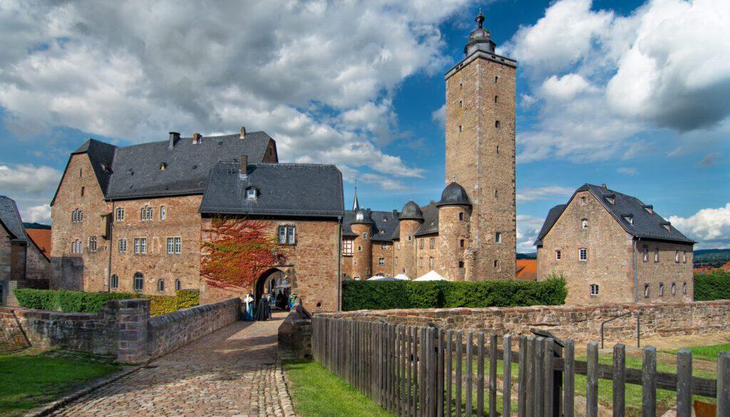 Steinau an der Straße Das Schloss