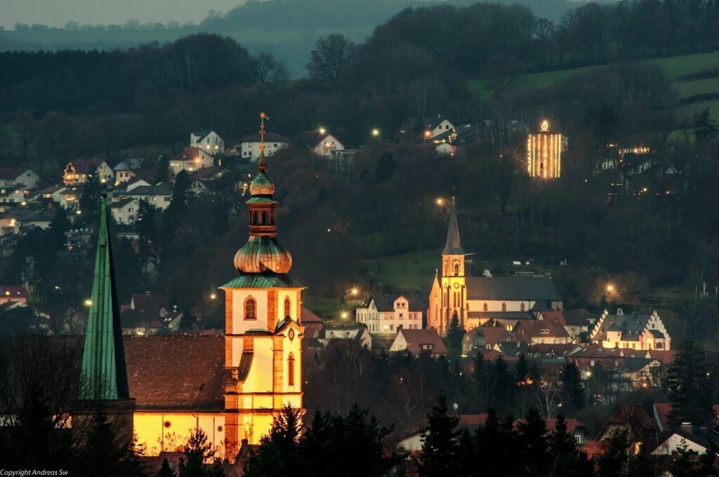Weihnachten in Bad Soden-Salmünster - Pension Ramona