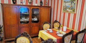 Frühstücksraum Teilansicht Pension Ramona